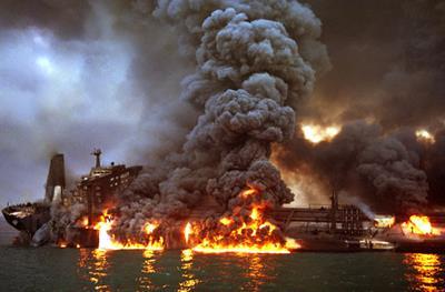اخبار داخلی-افزایش نرخ بیمه نفتکشها در خلیج فارس پس از حملات اخیر
