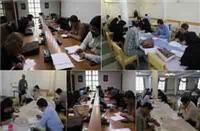 آزمون هفتمین دوره آموزشی خبرنگاران صنعت بیمه برگزار شد