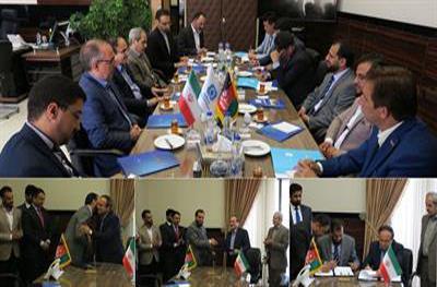 اخبار داخلی-سند برنامه مشترک همکاری بیمه ای ایران و افغانستان امضا شد