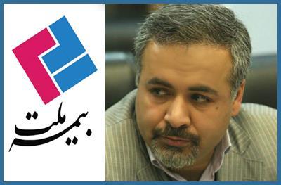 اخبار داخلی-بهروز اسدنژاد رئیس هیات مدیره بیمه ملت شد